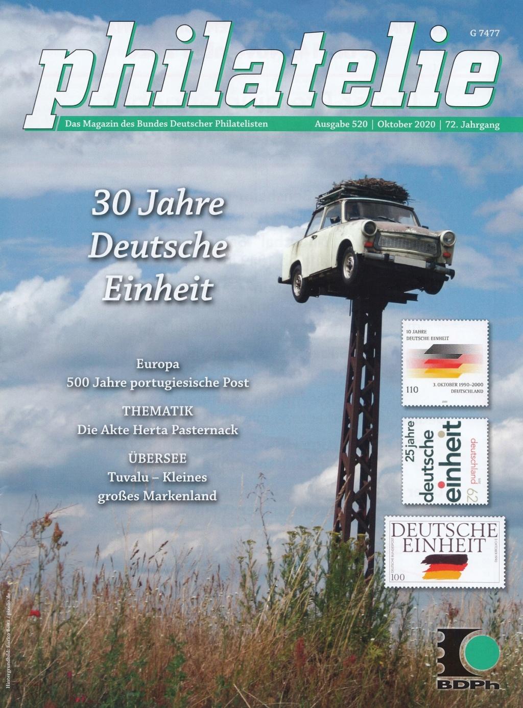 Die Vereinigung von West- und Mitteldeutschland vor 30 Jahren D1610