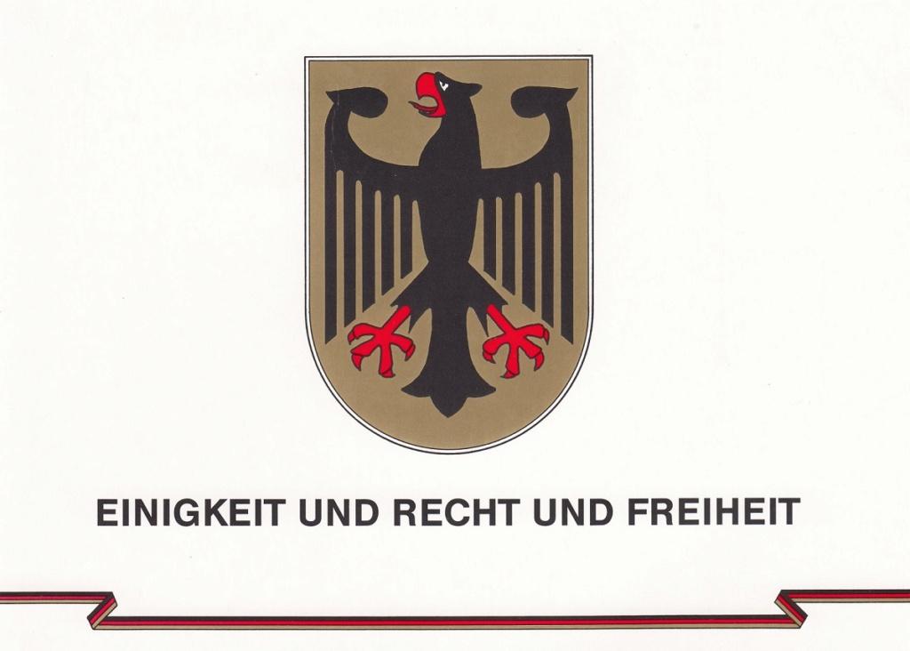 Die Vereinigung von West- und Mitteldeutschland vor 30 Jahren D2310