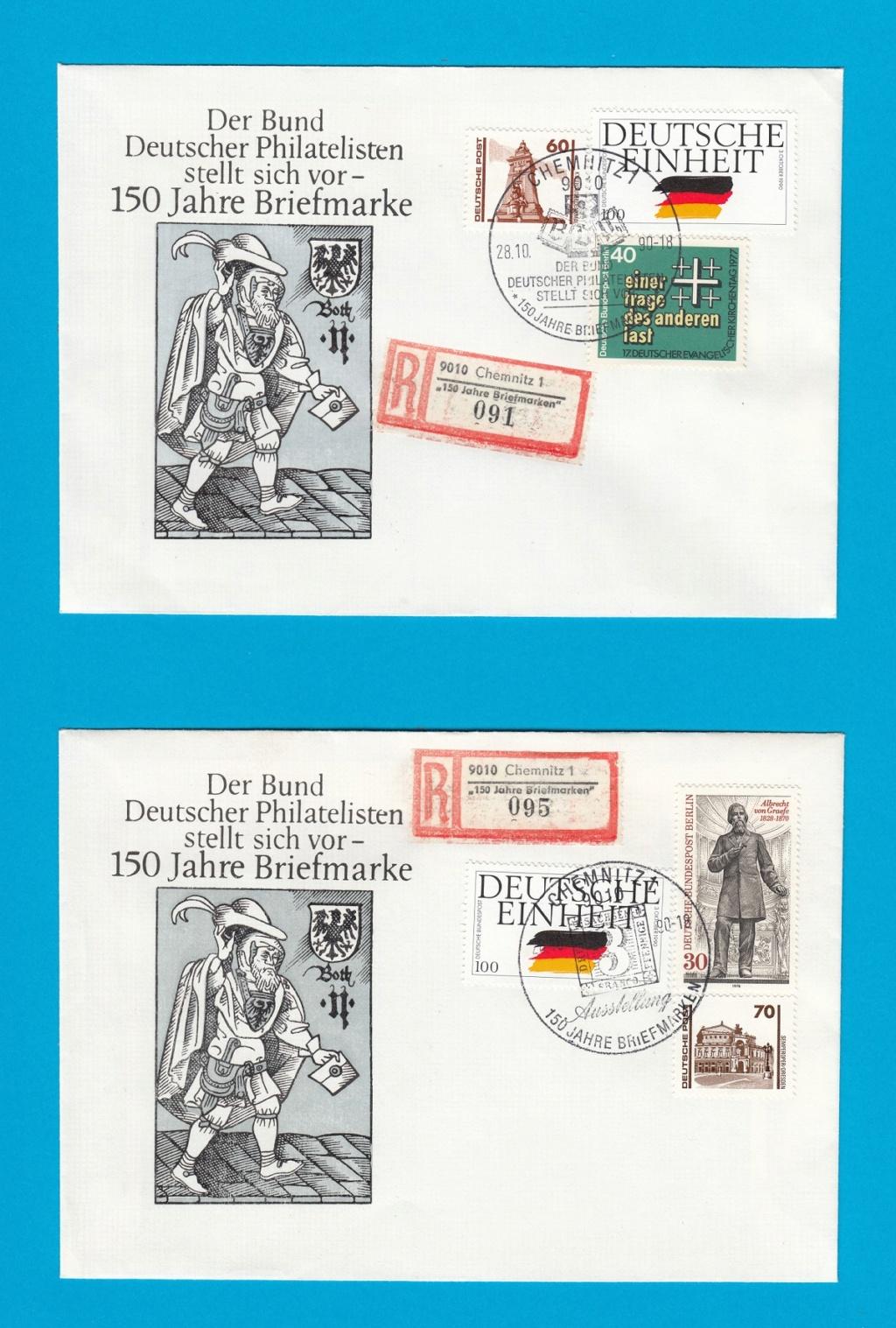 Die Vereinigung von West- und Mitteldeutschland vor 30 Jahren D3010