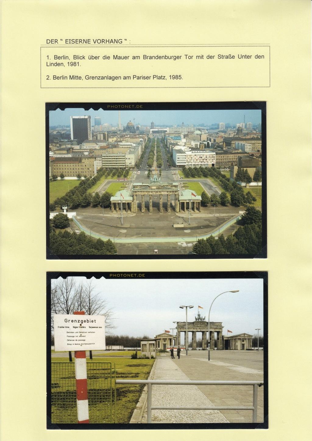 Die Vereinigung von West- und Mitteldeutschland vor 30 Jahren D610