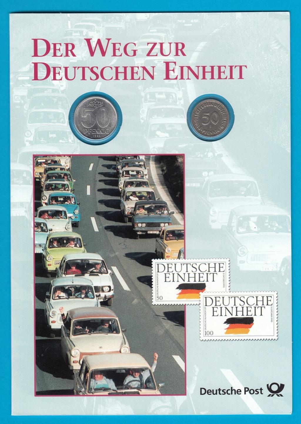 Die Vereinigung von West- und Mitteldeutschland vor 30 Jahren D810