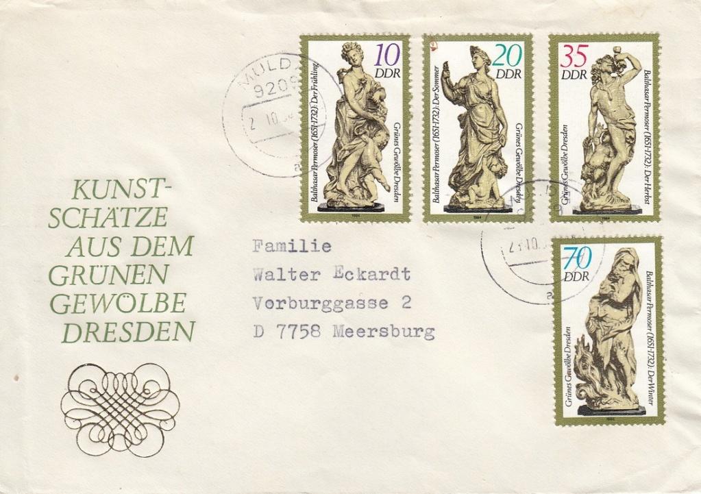 Schöne Briefe und Belege der DDR Ddrd10