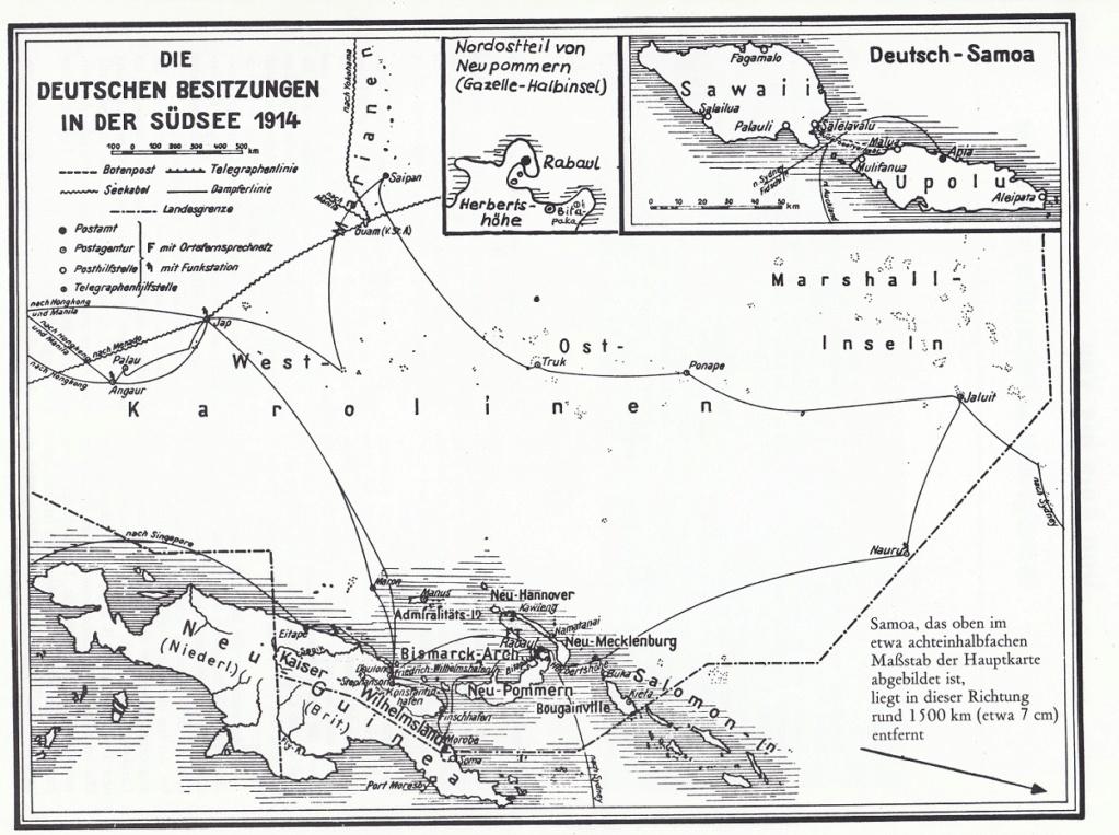 Kolonien in der Südsee Dk210
