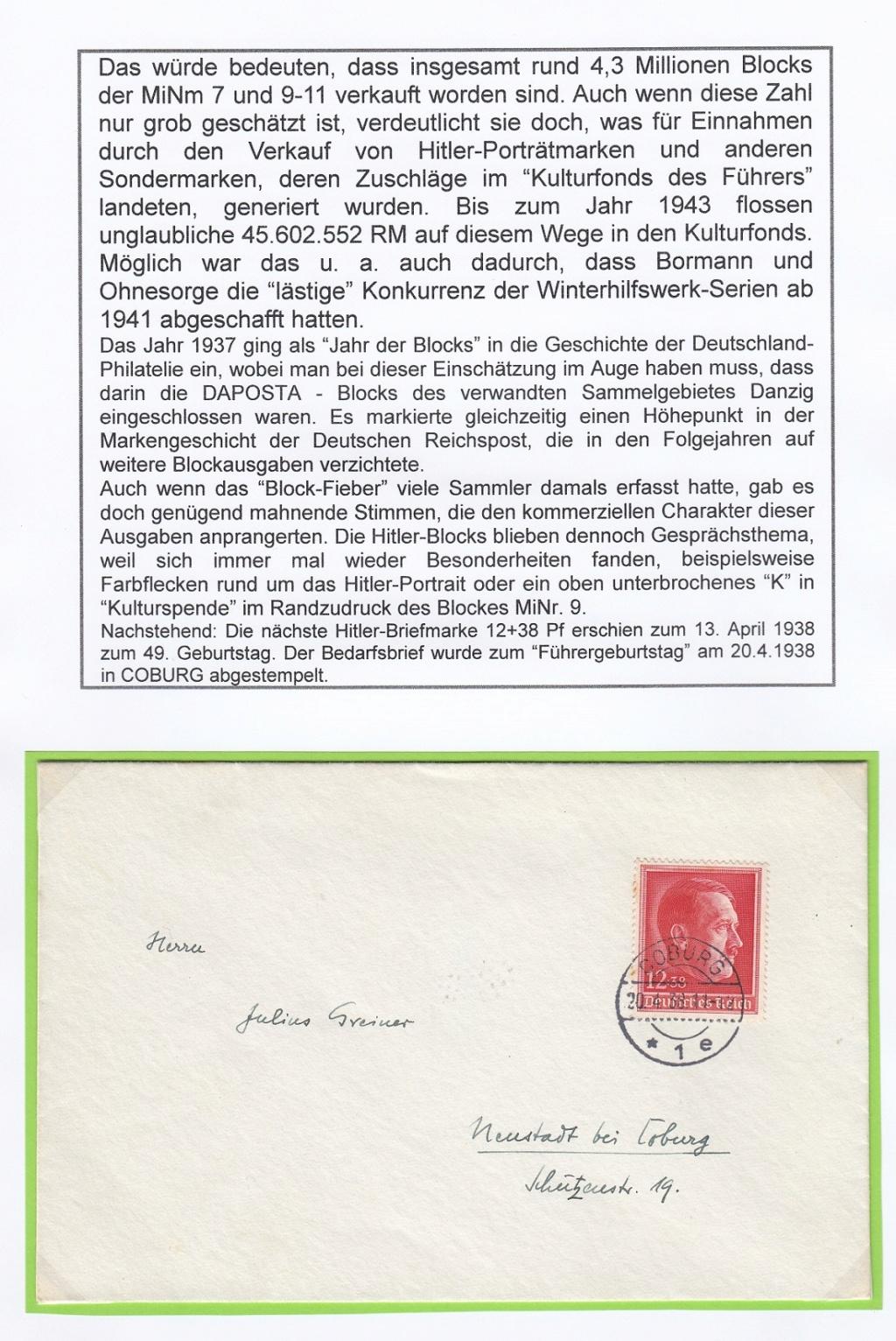 """Deutsches Reich von 1933 bis 1945 """"in einer ausgesuchten Perspektive"""" Dr-2510"""