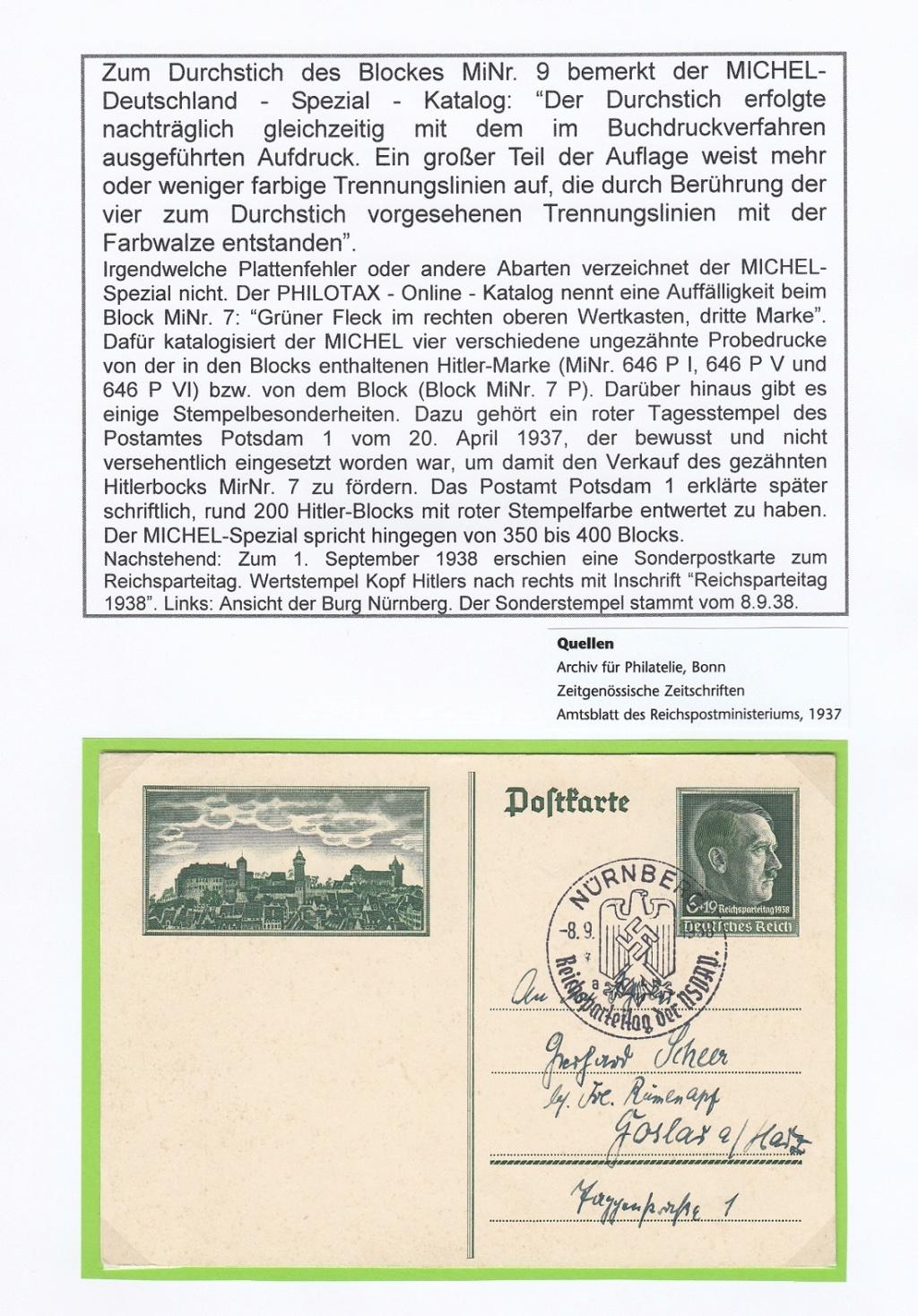 """Deutsches Reich von 1933 bis 1945 """"in einer ausgesuchten Perspektive"""" Dr-2610"""