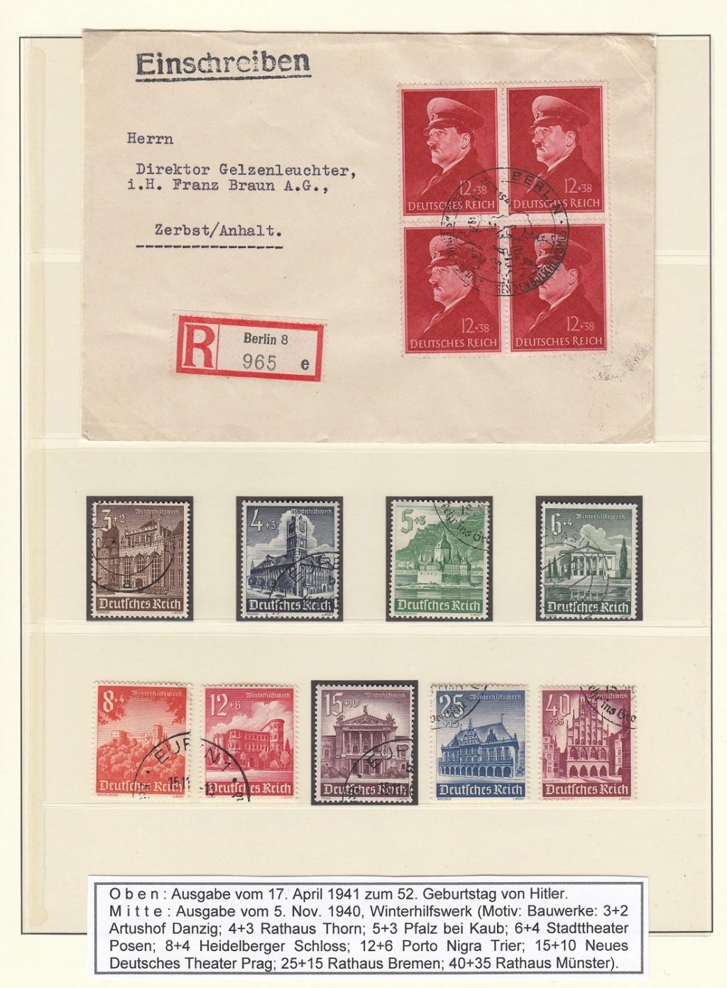 """Deutsches Reich von 1933 bis 1945 """"in einer ausgesuchten Perspektive"""" Dr-3310"""