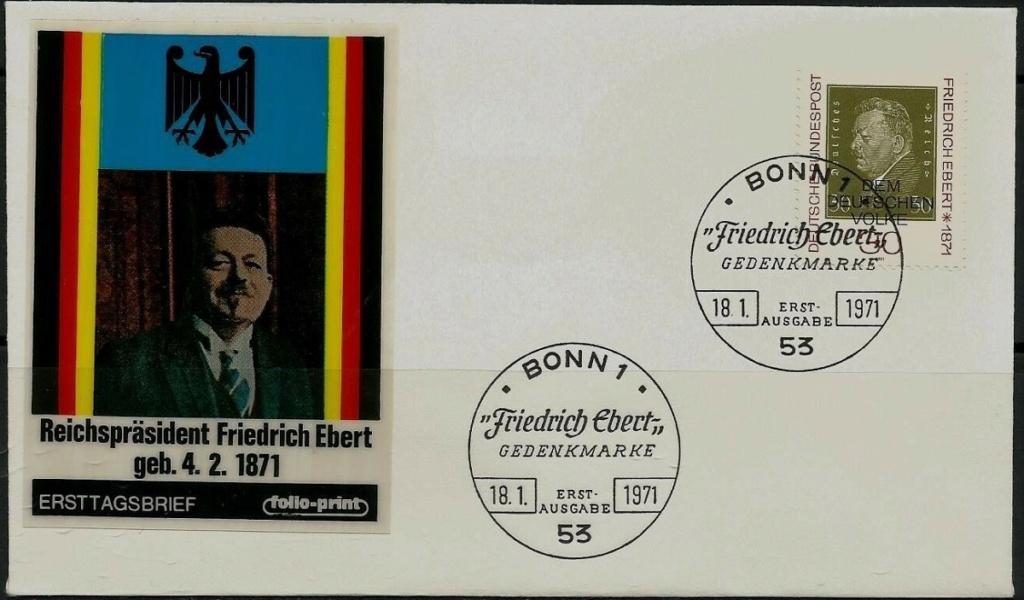 Reichspräsident Friedrich Ebert Ebert410