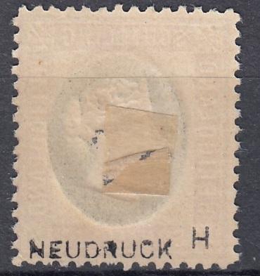 Julius Goldner und die Helgoland - Briefmarken Hel1d10