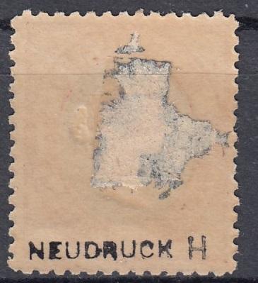 Julius Goldner und die Helgoland - Briefmarken Hel1f10