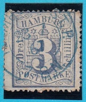 Altdeutschland-Hamburg Hh210