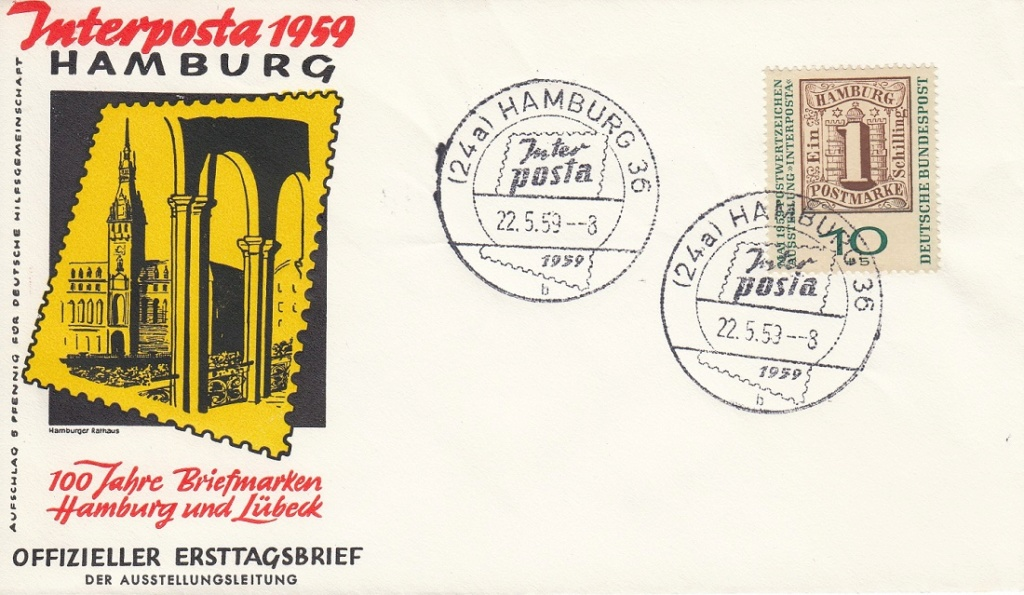 Altdeutschland-Hamburg Hh510
