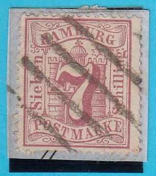 Altdeutschland-Hamburg Hh610