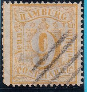 Altdeutschland-Hamburg Hh710
