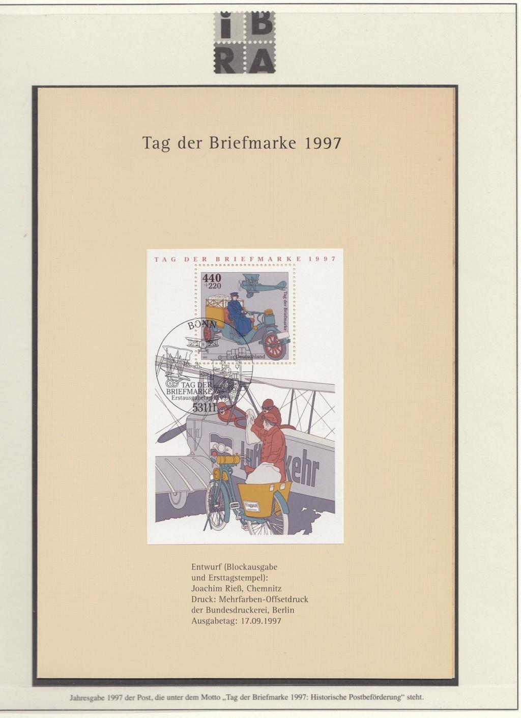 Die IBRA '99 in Nürnberg Ibn1210
