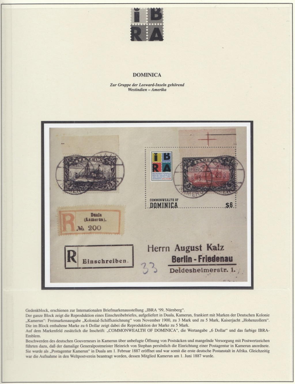 Die IBRA '99 in Nürnberg Ibn1810