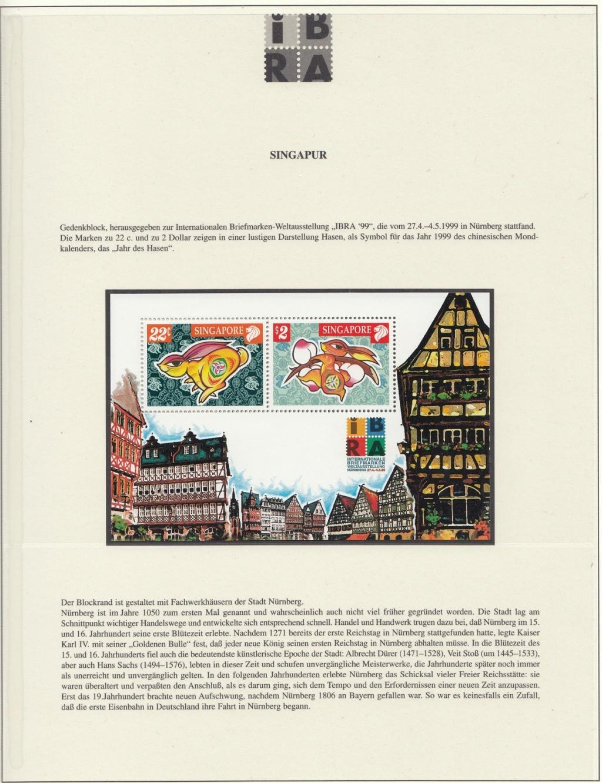 Die IBRA '99 in Nürnberg Ibn2810