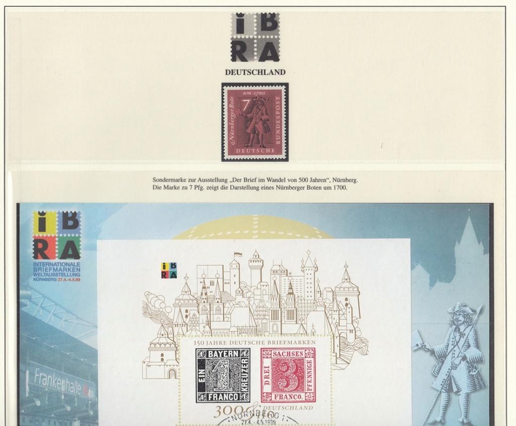 Die IBRA '99 in Nürnberg Ibn2a10