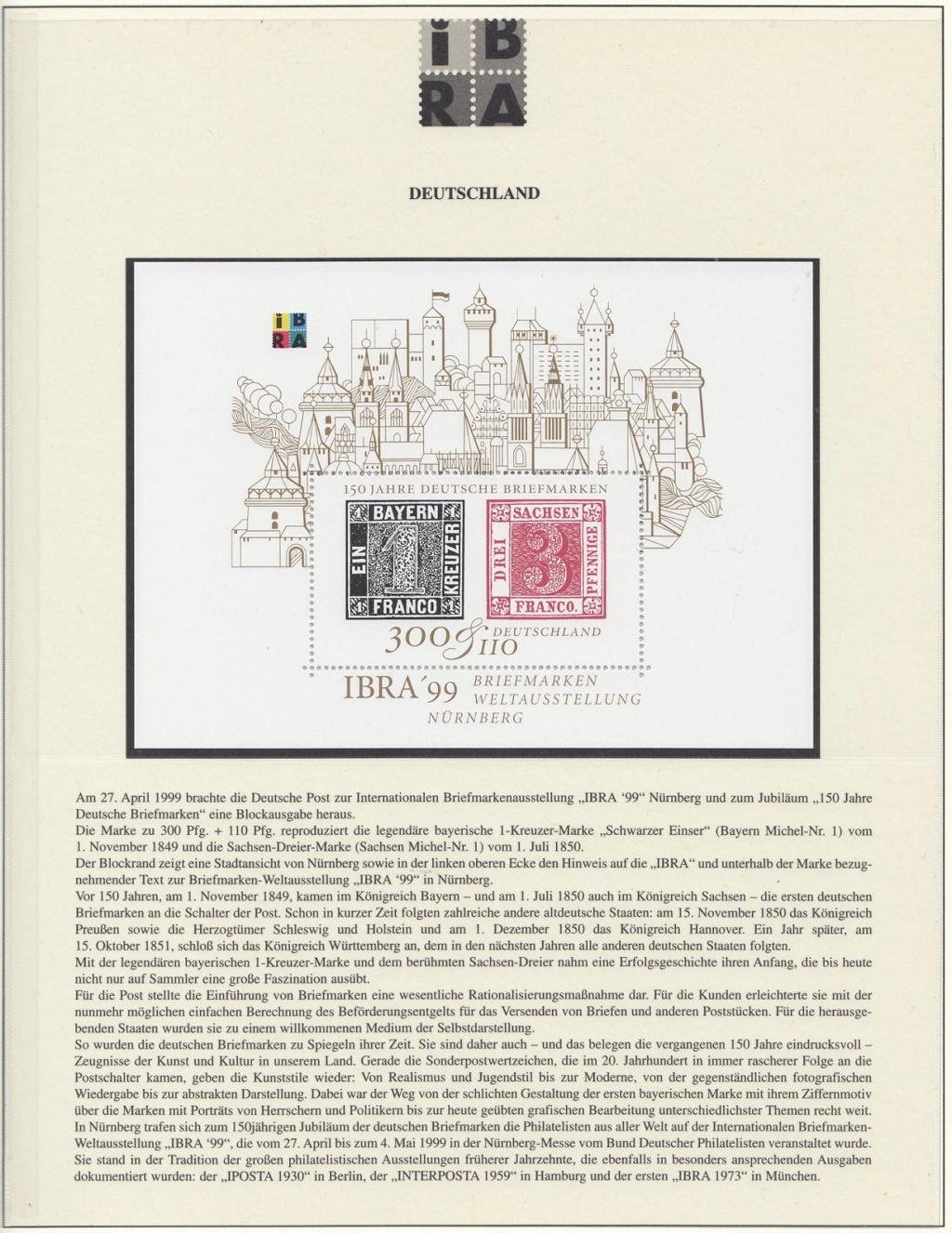 Die IBRA '99 in Nürnberg Ibn310