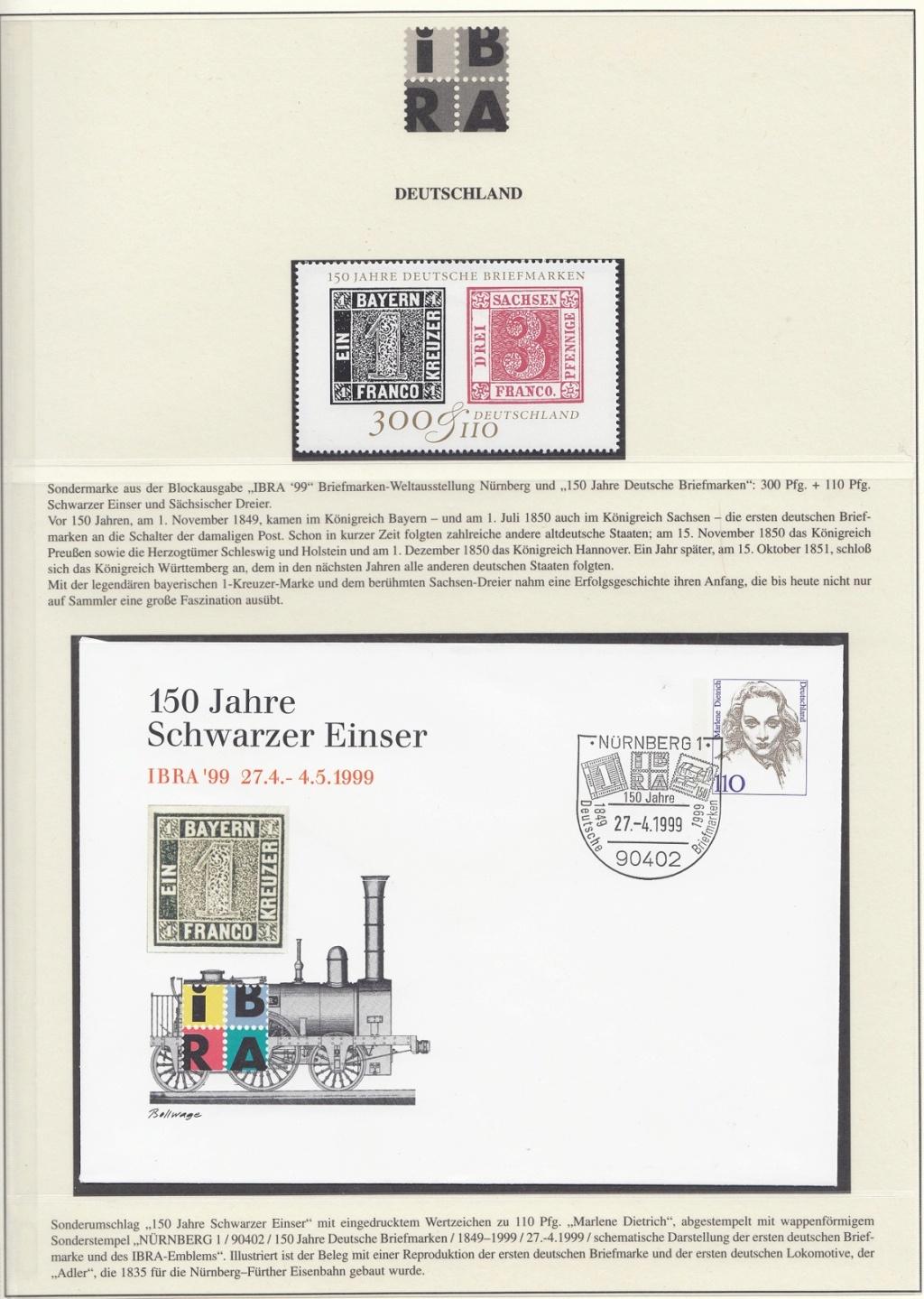Die IBRA '99 in Nürnberg Ibn410