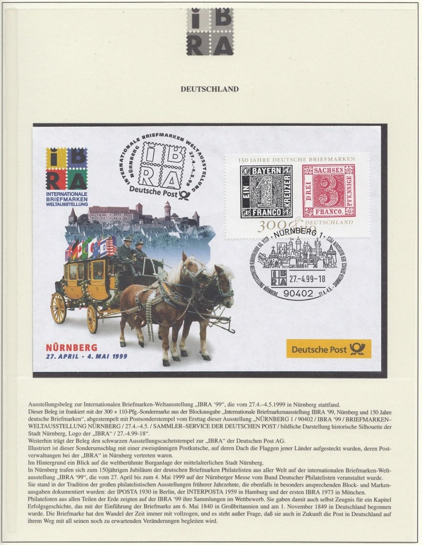 Die IBRA '99 in Nürnberg Ibn510