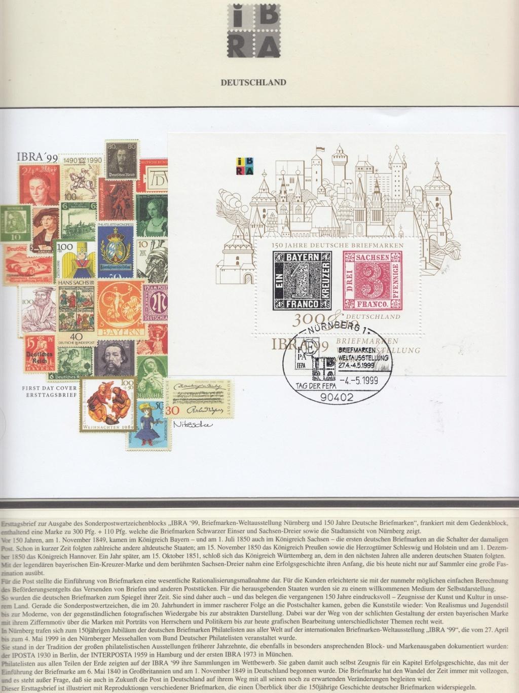 Die IBRA '99 in Nürnberg Ibn610
