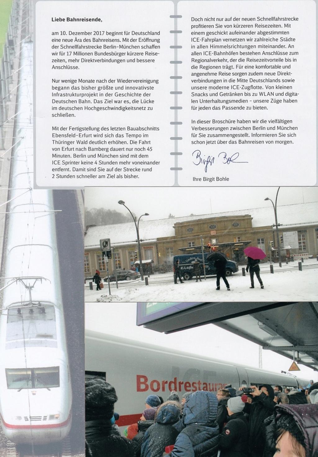 Das Eisenbahnthema im Stempel Ice210