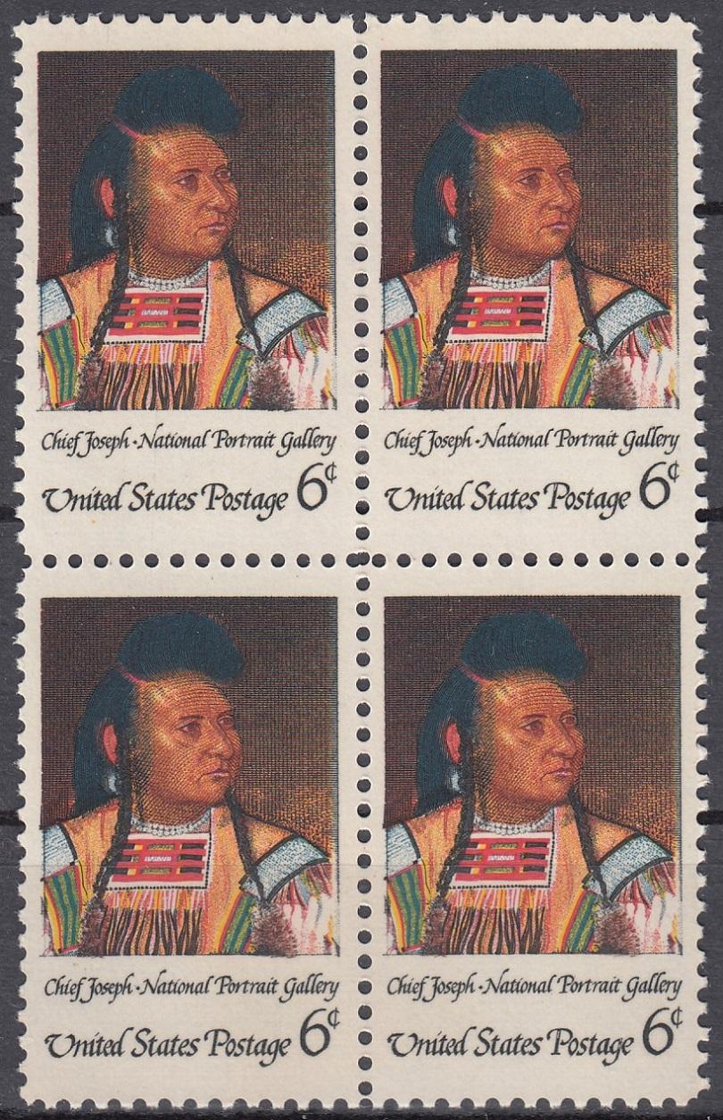 Berühmte Indianer: Chief Joseph Indian10