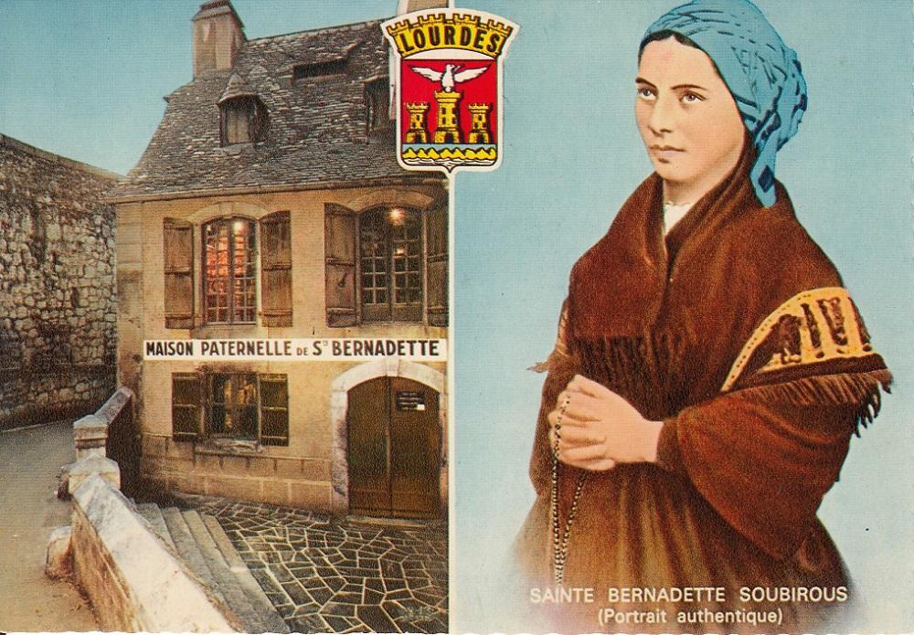 Wallfahrtsort Lourdes L-3610