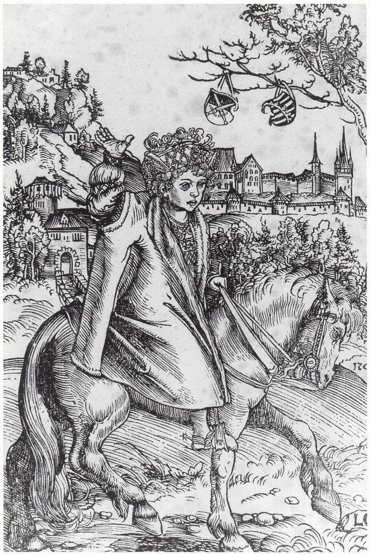 Wege zu Lucas Cranach  Lc1310