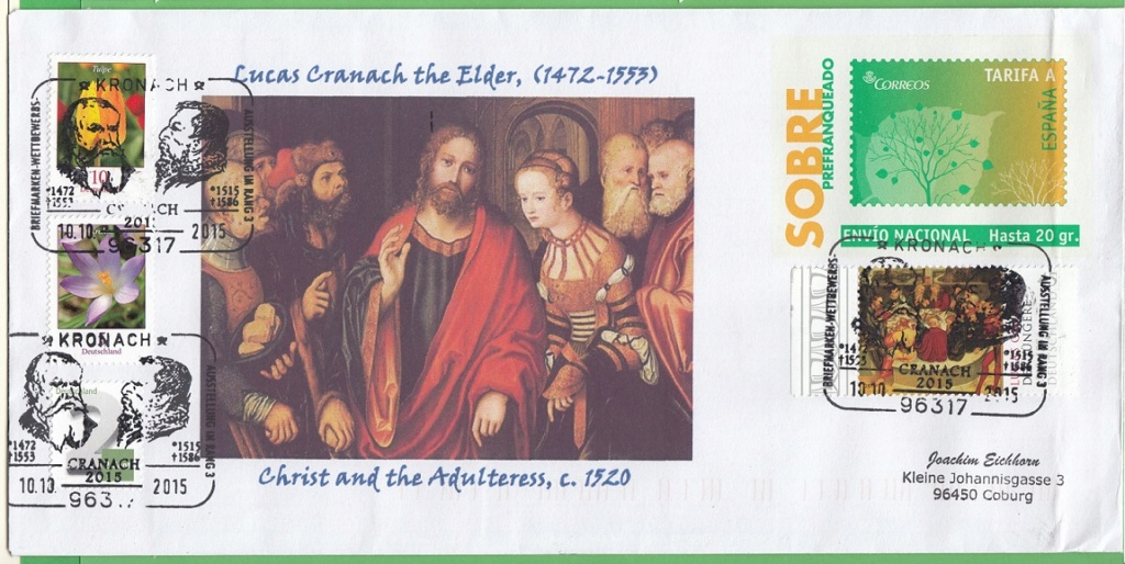 Wege zu Lucas Cranach  Lc510