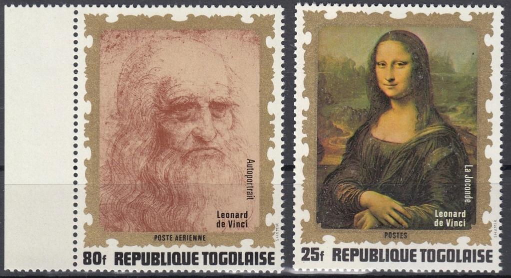 Leonardo da Vinci - Gilt als einer der berühmtesten Universalgelehrten aller Zeiten Ldv110