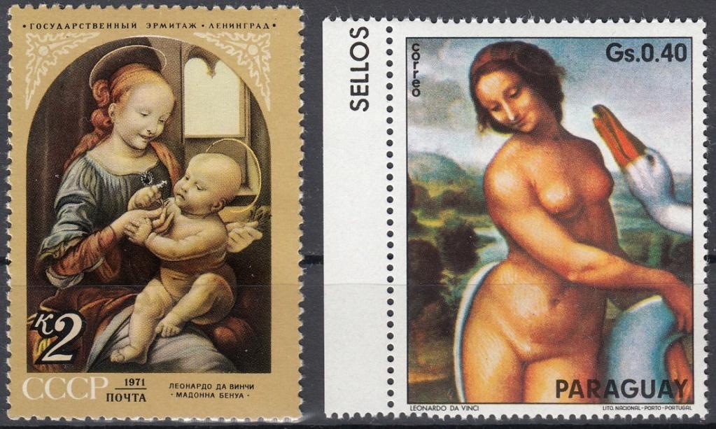 Leonardo da Vinci - Gilt als einer der berühmtesten Universalgelehrten aller Zeiten Ldv210