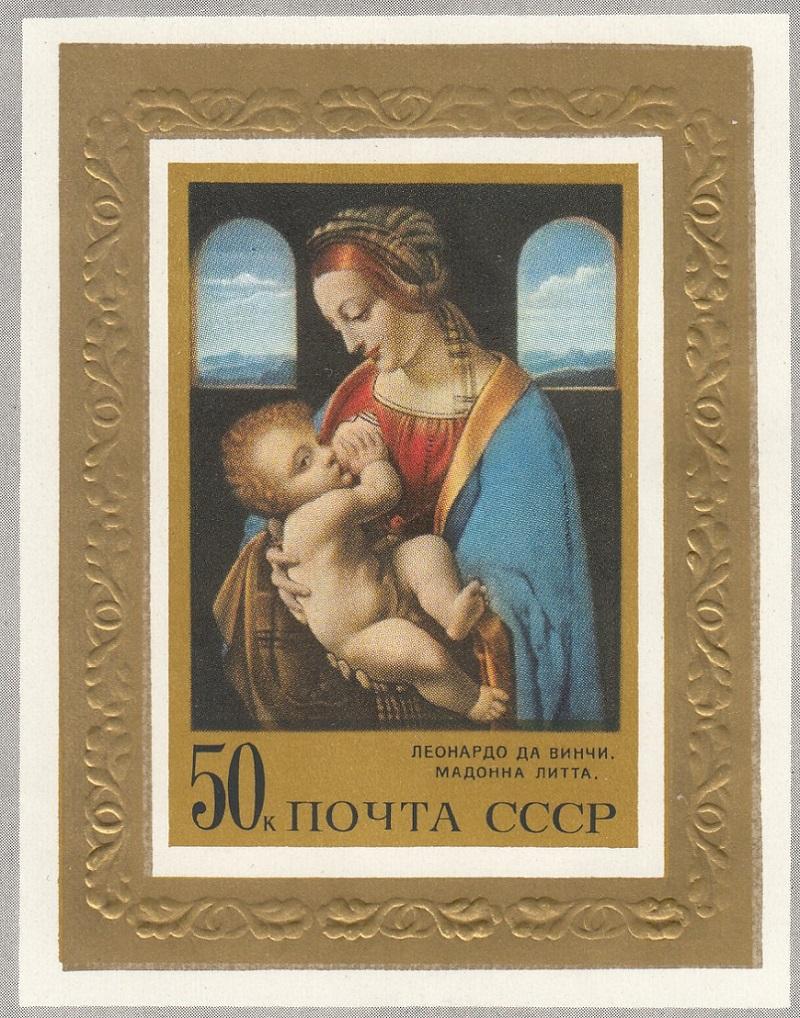 Leonardo da Vinci - Gilt als einer der berühmtesten Universalgelehrten aller Zeiten Ldv610
