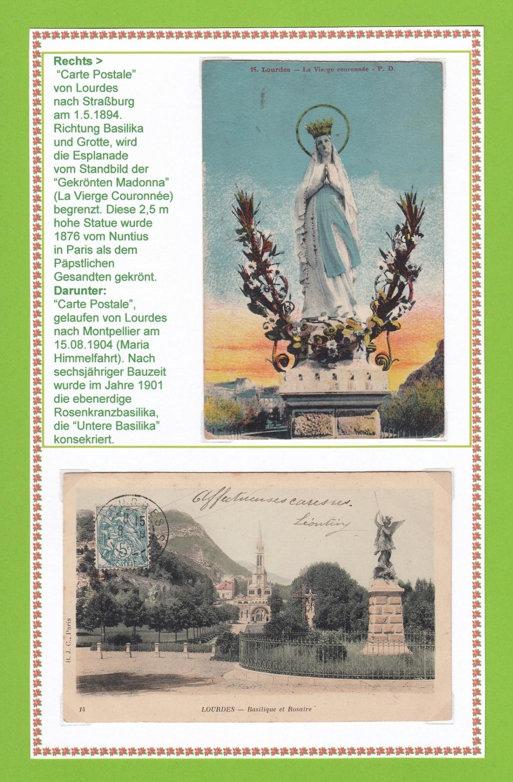 Wallfahrtsort Lourdes Lourde17