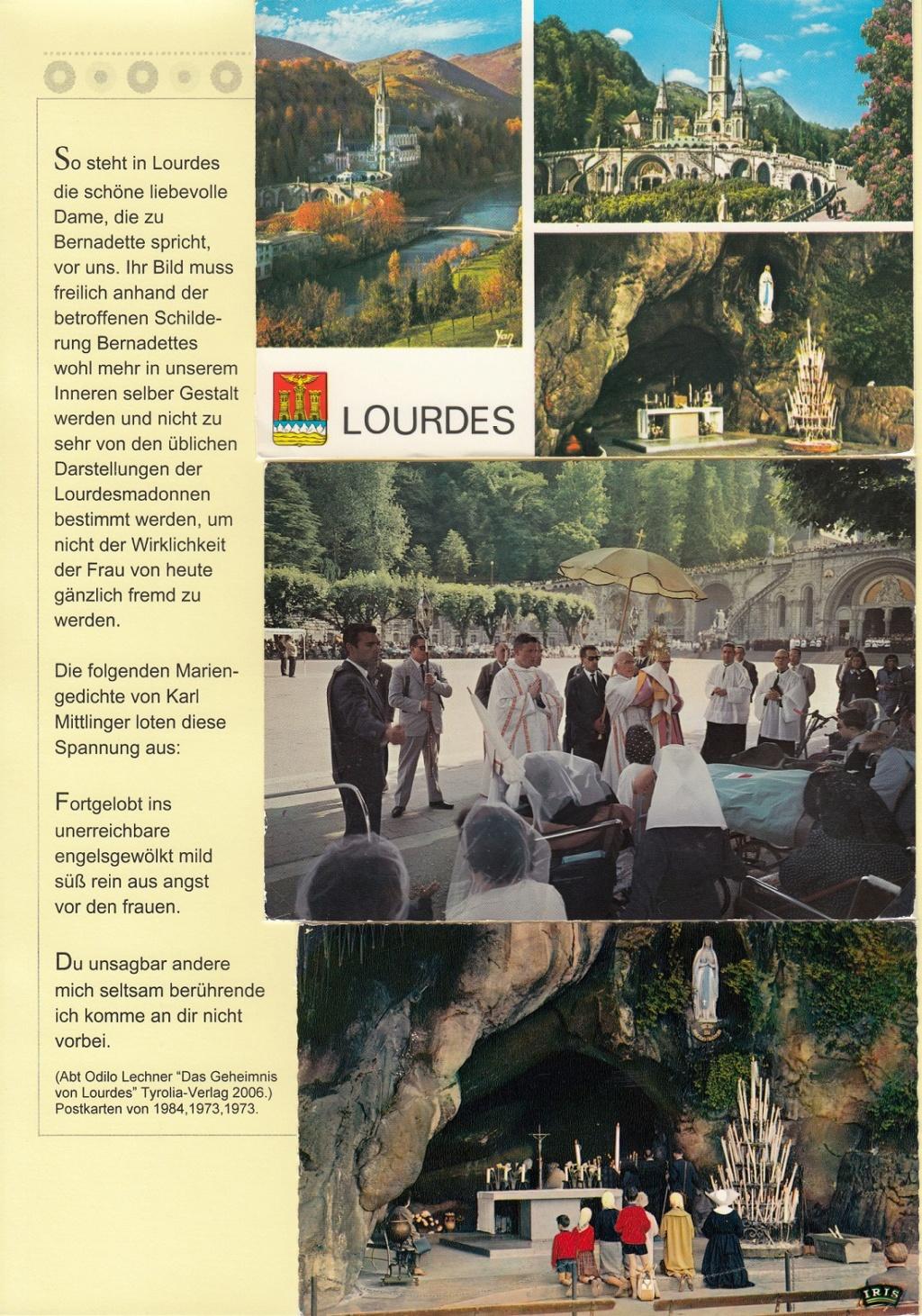 Wallfahrtsort Lourdes Lourde23