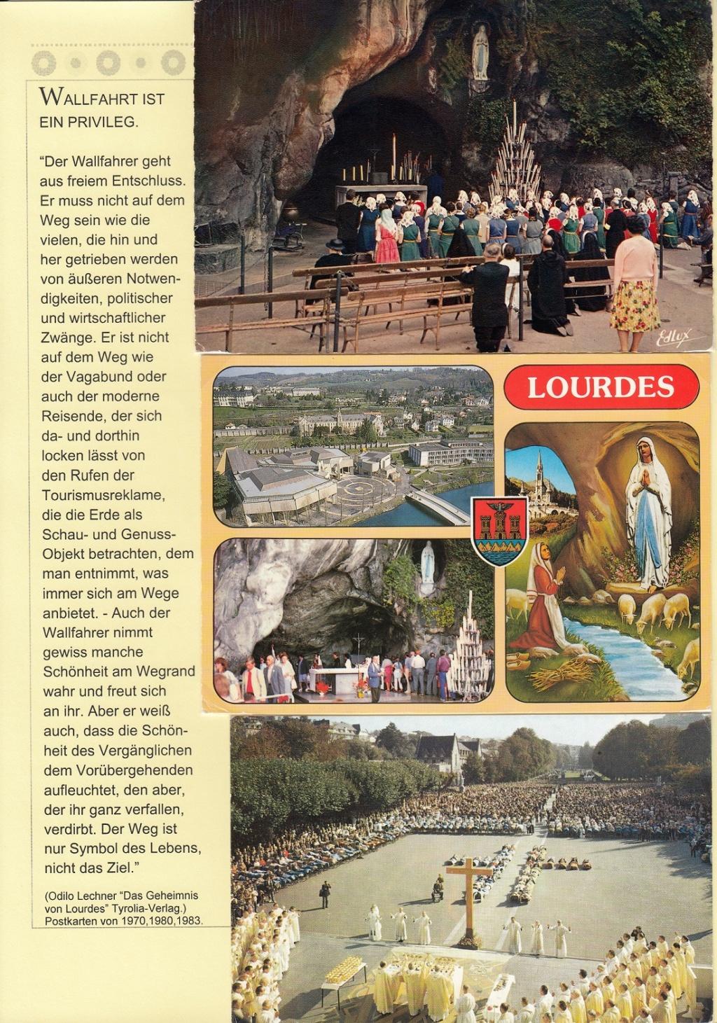 Wallfahrtsort Lourdes Lourde24