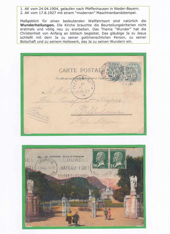 Wallfahrtsort Lourdes Lourde26