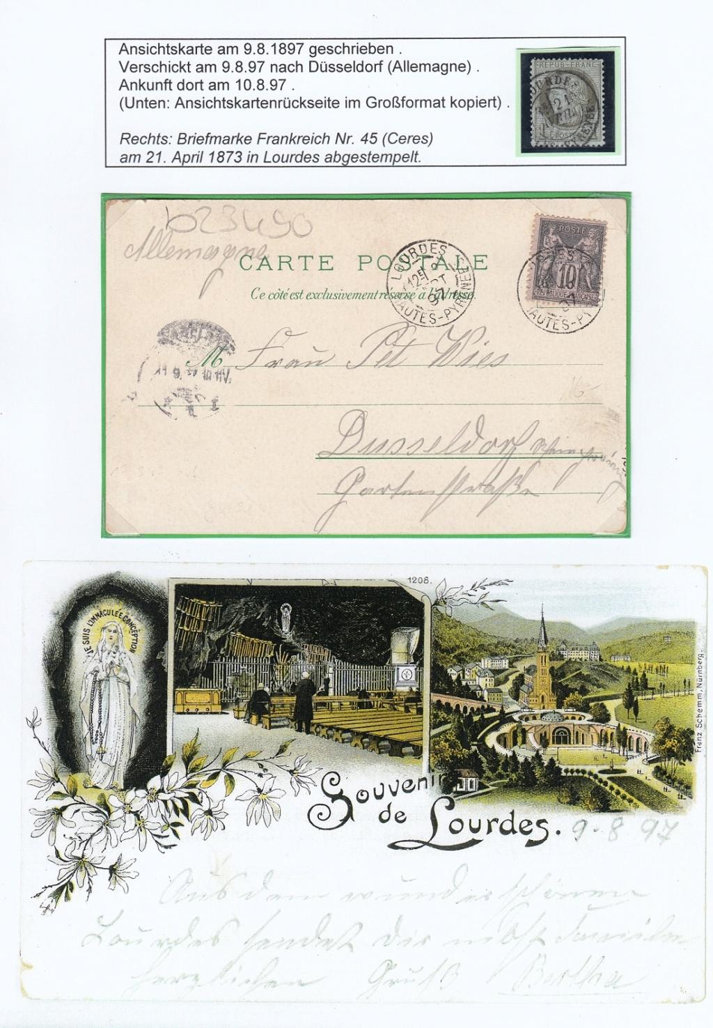 Wallfahrtsort Lourdes Lourde27