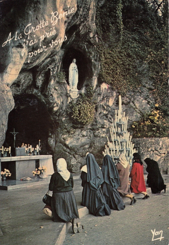 Wallfahrtsort Lourdes Lourde46