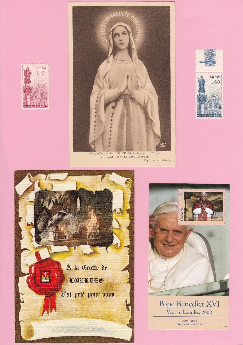 Wallfahrtsort Lourdes Lourde51