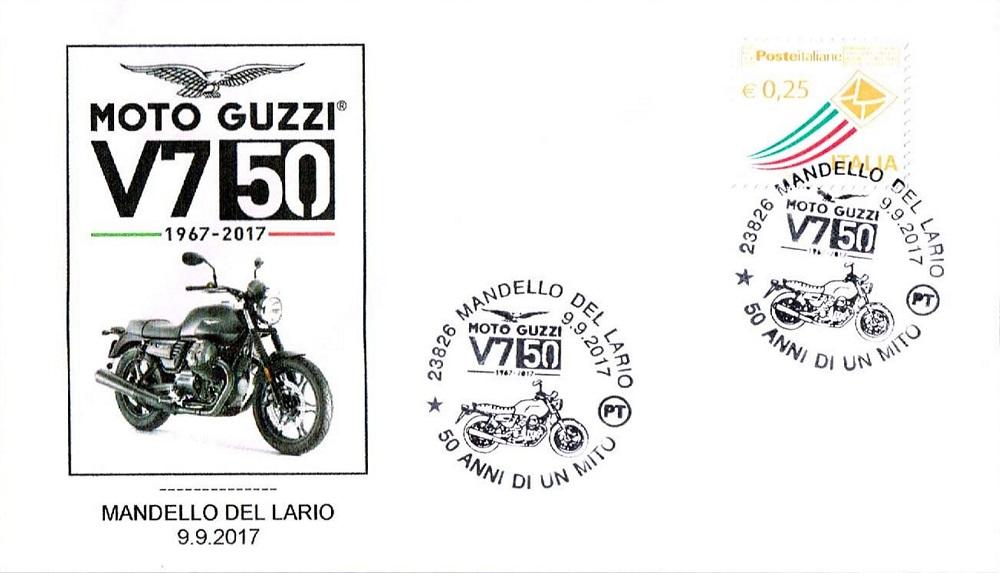 Jubiläum: 100 Jahre MOTO GUZZI Mg210