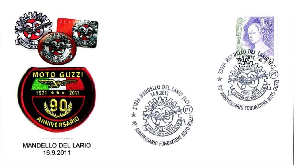 Jubiläum: 100 Jahre MOTO GUZZI Mg310