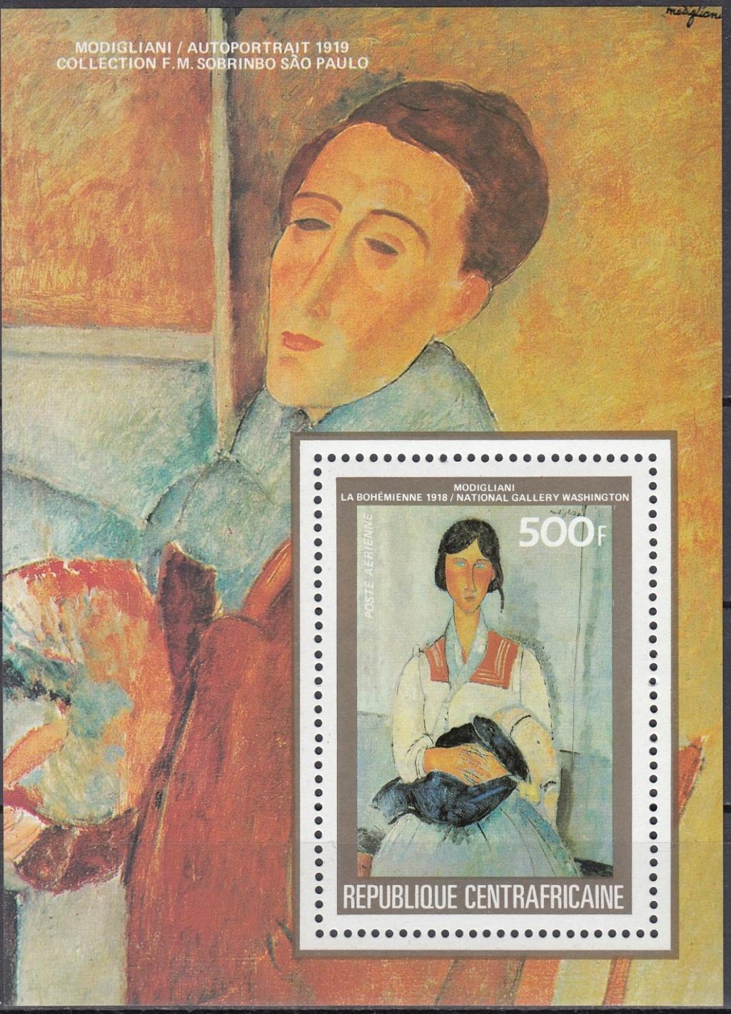 "Die ""seltsame"" Malerei des Amedeo Modigliani Modi110"