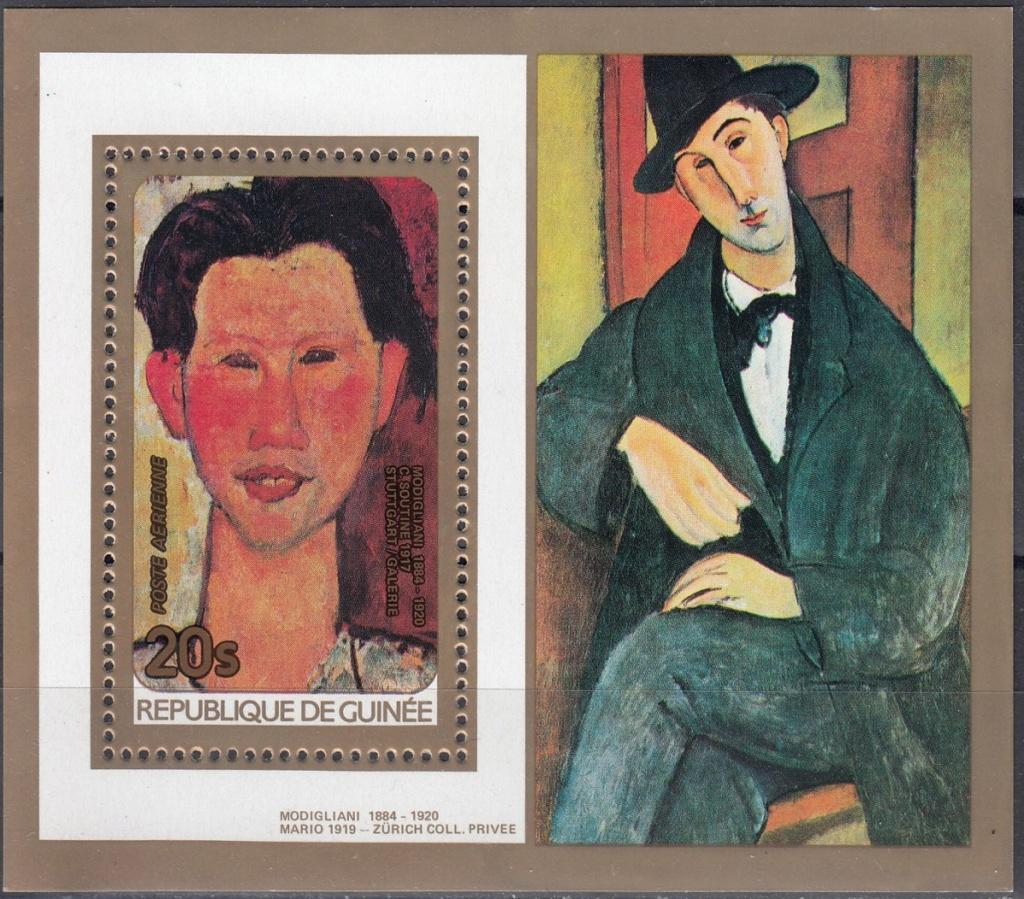 "Die ""seltsame"" Malerei des Amedeo Modigliani Modi210"