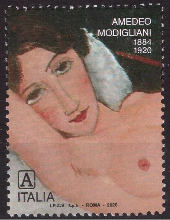 "Die ""seltsame"" Malerei des Amedeo Modigliani Modi6a10"