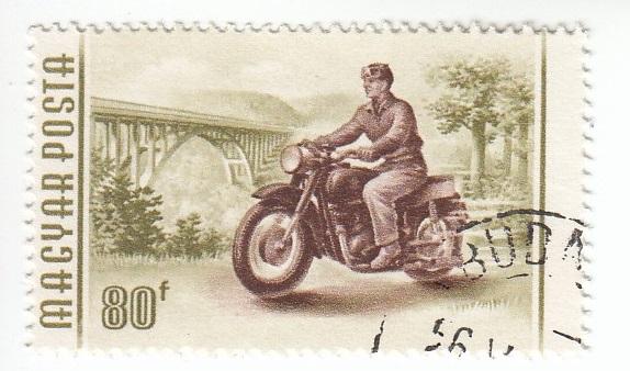 Motiv Motorrad Mot510