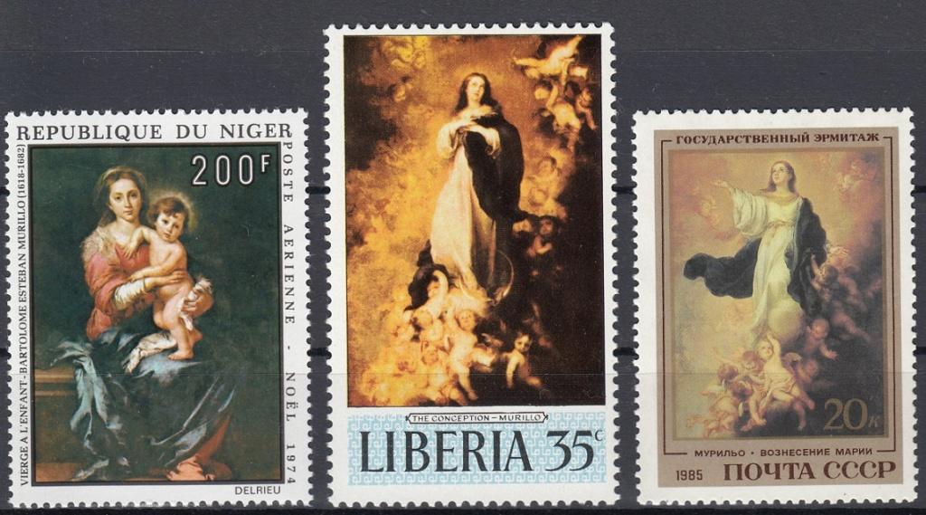 Bartolomé Esteban Murillo Mu410