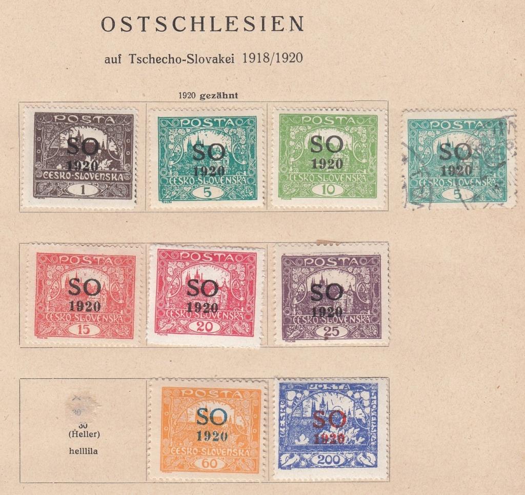 Ostschlesien Abstimmungsgebiet 1920 Ostsch10