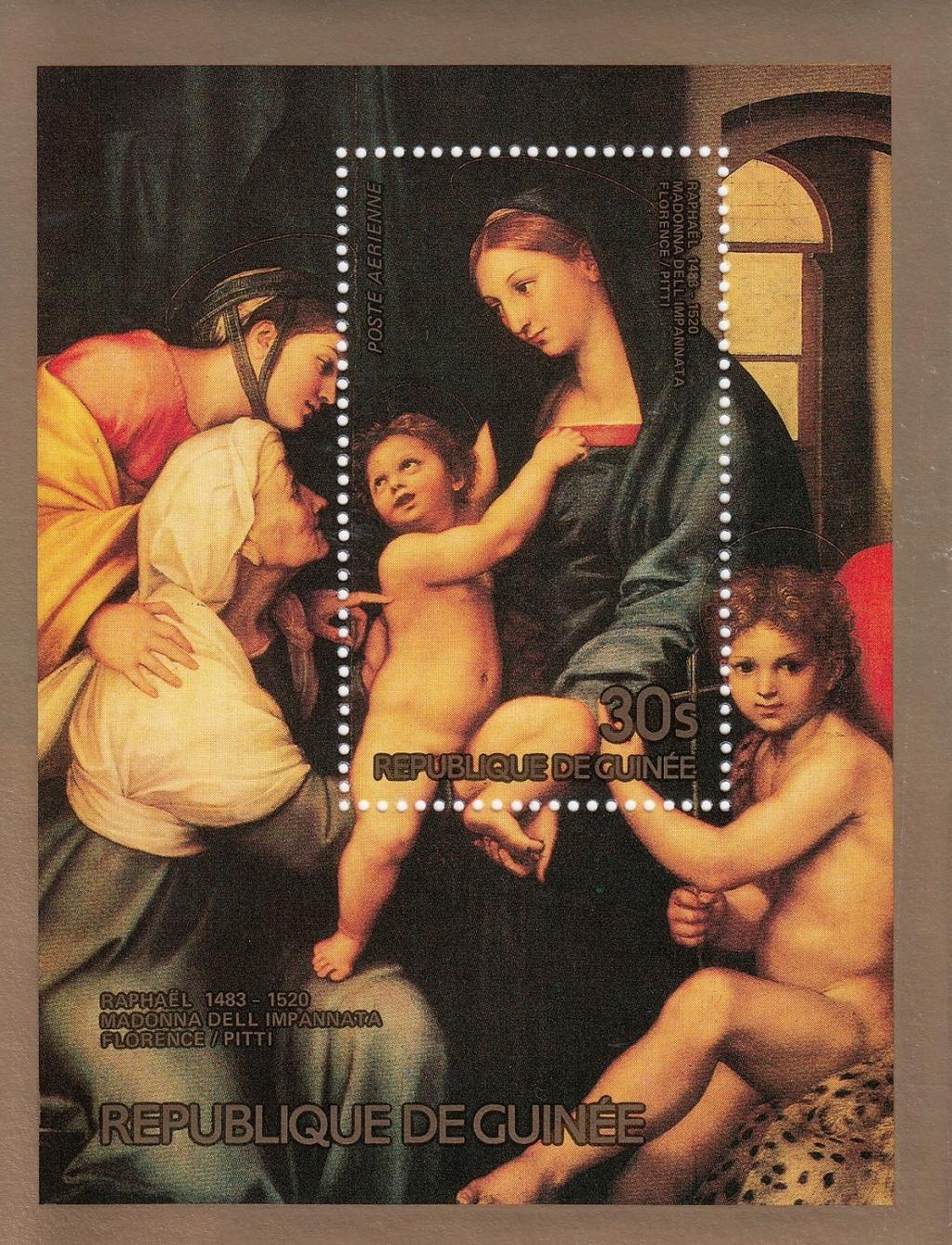 Raffael (bis in's 19. Jh hinein, galt er als der größte Maler aller Zeiten) Raff410