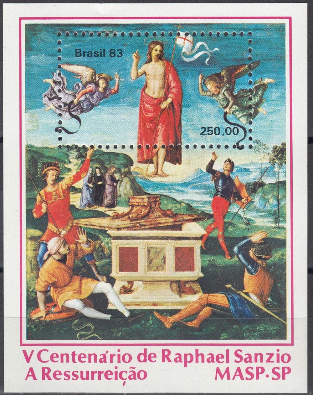 Raffael (bis in's 19. Jh hinein, galt er als der größte Maler aller Zeiten) Raffa218